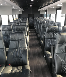 Executive Bus Amp Shuttle Rental For Chicago Weddings